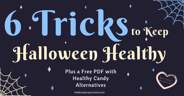 6 Tricks to Keep Halloween Healthy