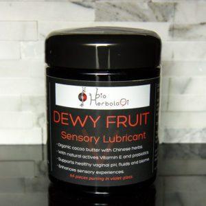 dewy fruit