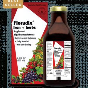 Floradix Iron + Herbs