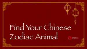 Find Your Chinese Zodiac Animal