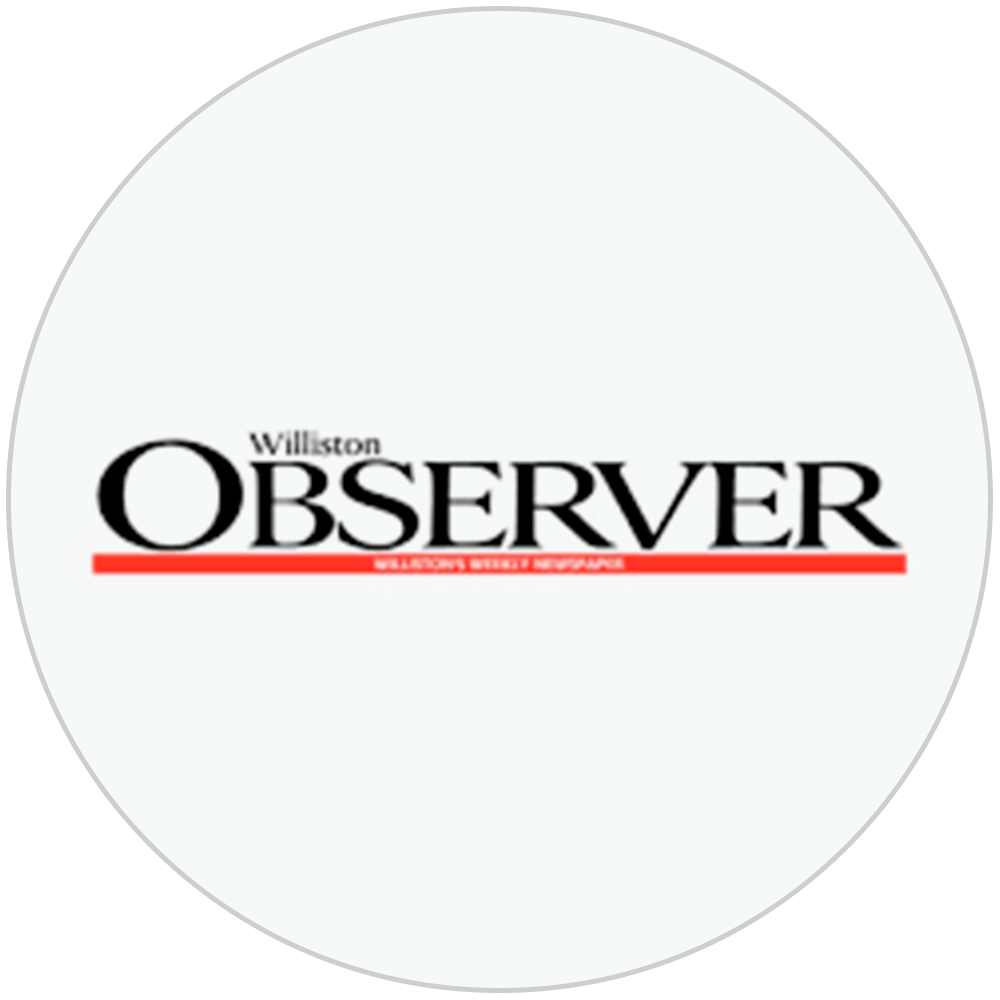 Williston Observer Logo