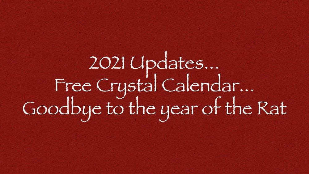 2021 updates-free calendar-goodbye to the year of the rat