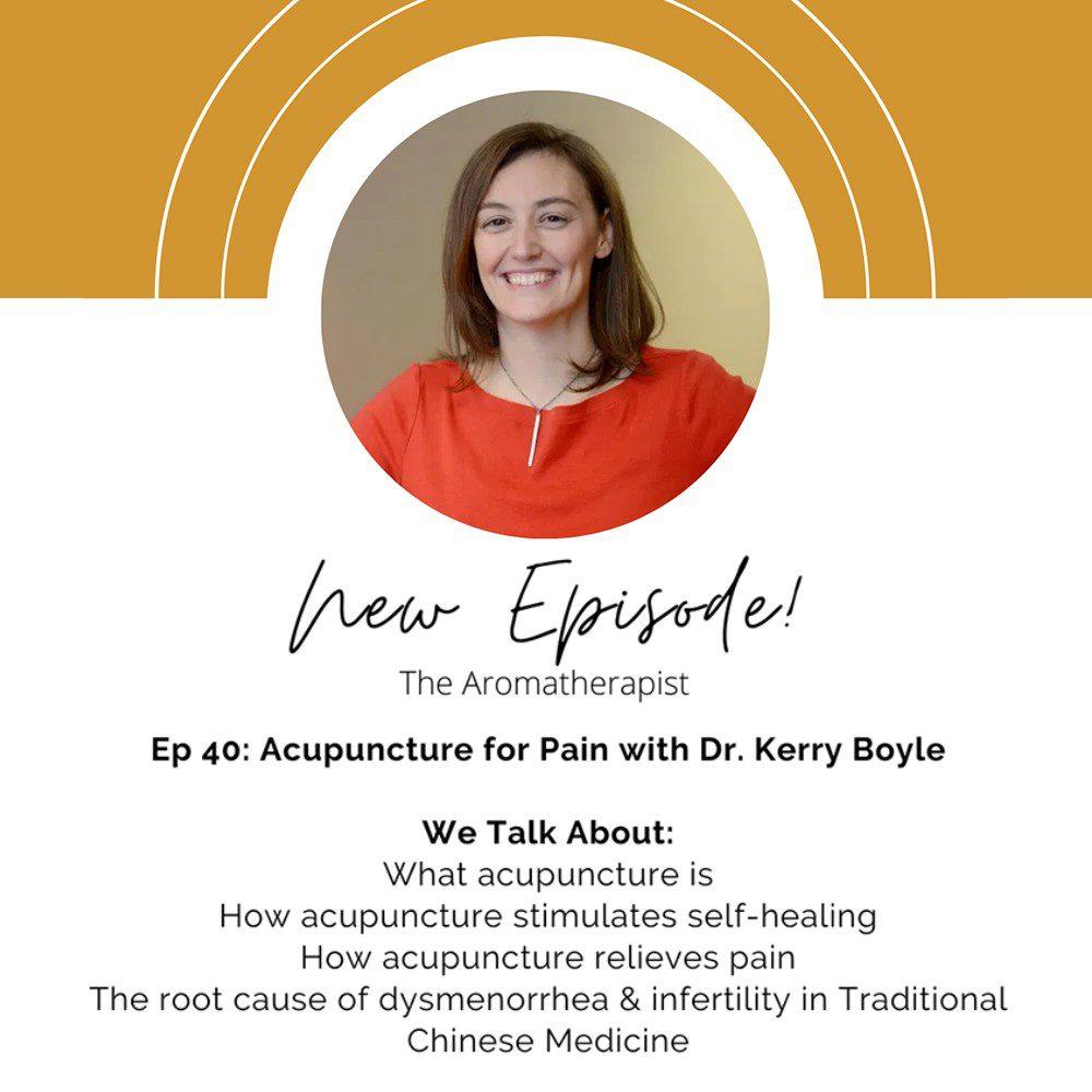 Podcast episode Kerry Boyle