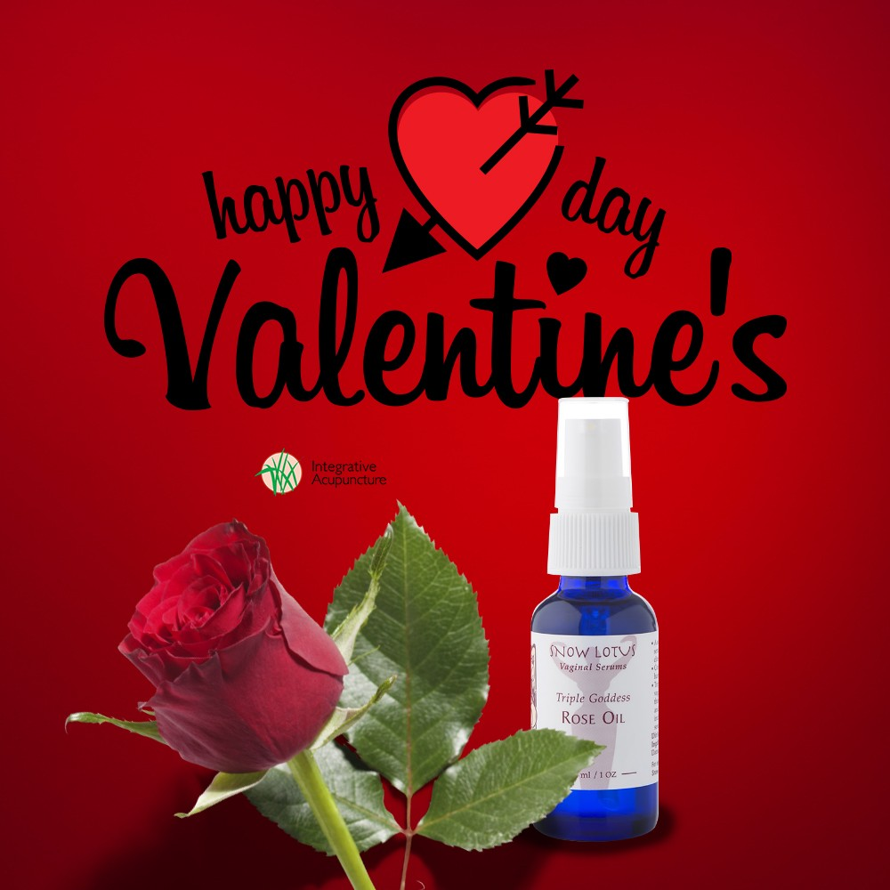 3 Valentine's Day Must Haves for Sexual Health