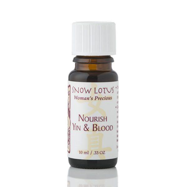 Nourish Yin & Blood Essential Oil