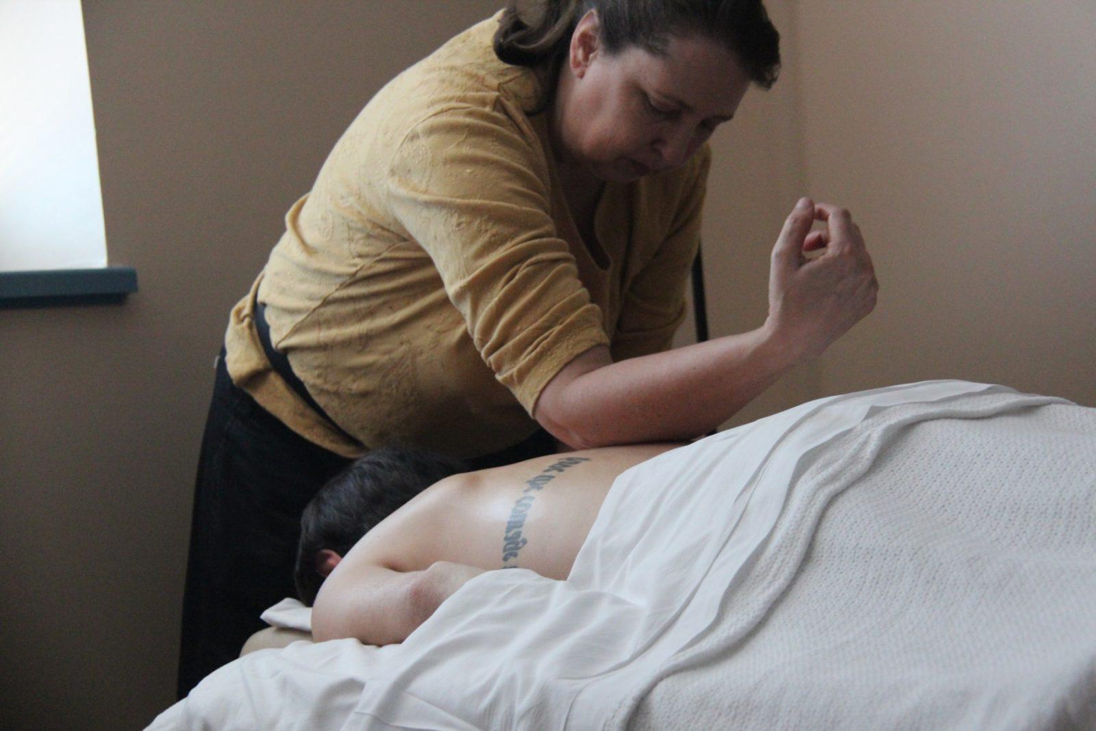 Spring into Massage in Montpelier and Williston, Vermont
