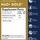 Nad + Gold