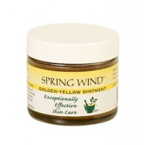 Spring Wind Golden Yellow Ointment