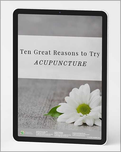 Ten great reasons to try acupuncture