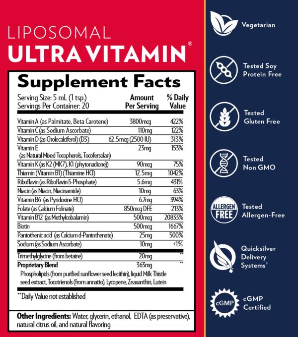 Ultra Vitamin