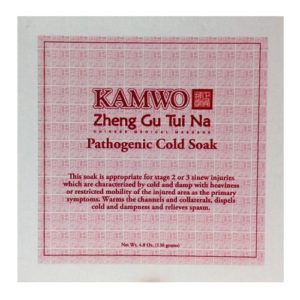 Pathogenic Cold Soak