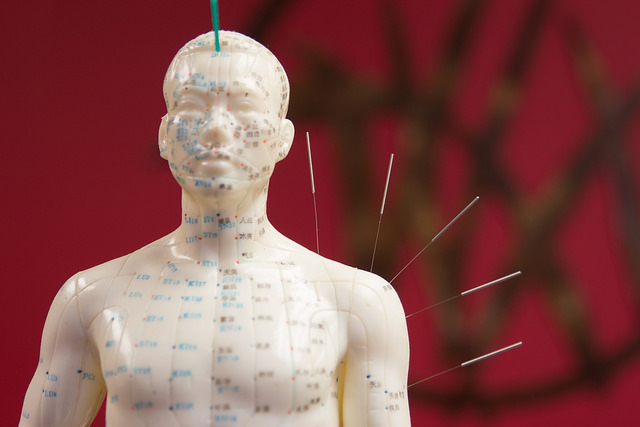 Acupuncture Helps the Lungs- Research Update