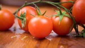tomato summer food