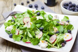 Eating Well for Springtime