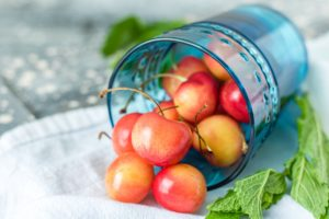cherries for jet lag