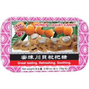 Honey loquat Candy