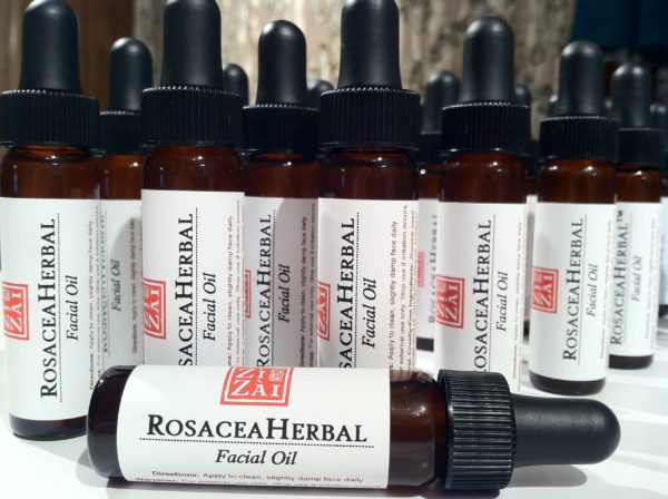 Rosacea Herbal Facial Oil