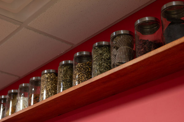 Herb Shelf