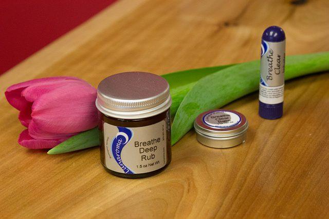 Aromatherapy Acupressure
