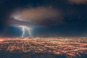 storm as a migraine trigger