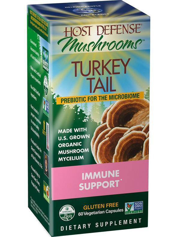 Turkey Tail Immune Support