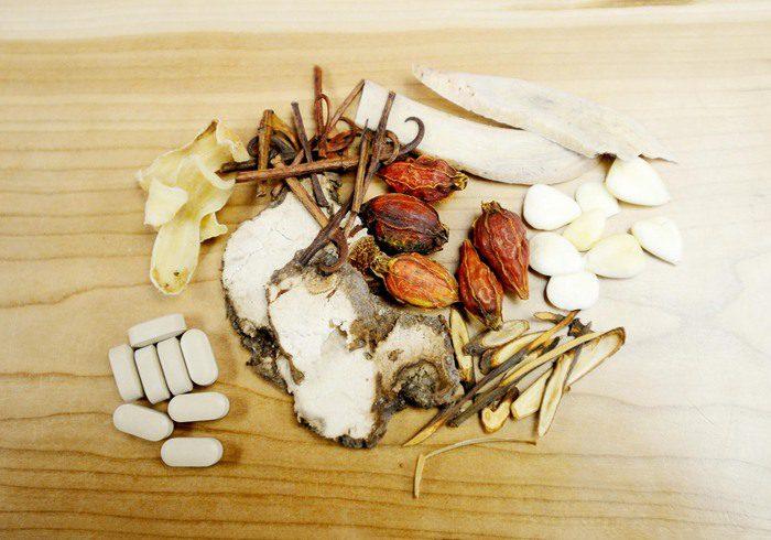 Organic Chinese Herbs
